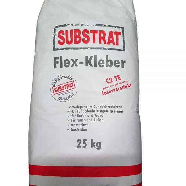 Substrat Flex-Mörtel