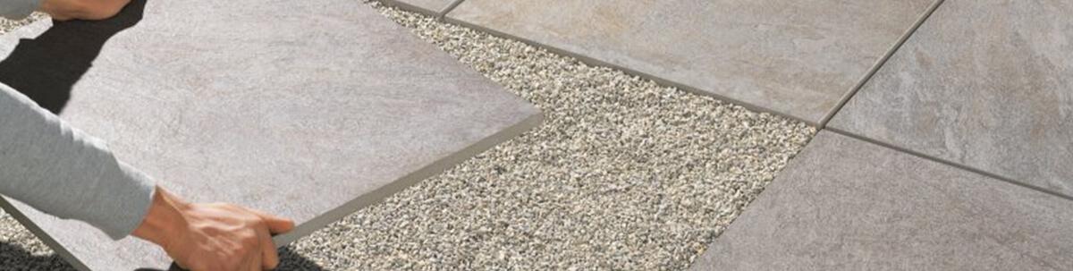 Feinsteinzeugplatten - Stabil & belastbar