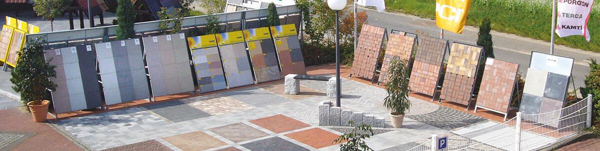 Pflaster & Gartenausstellung bei ELBAU