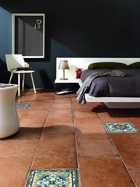 Lange Zeit Galten Fliesen Als Gestaltungselemente Für Bad, Küche Und  Außenbereiche. Heute Sind Auch Fliesen Im Wohnbereich Im Trend.